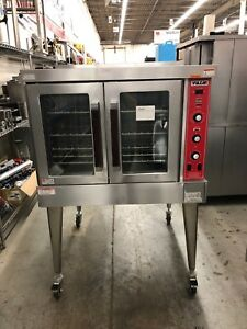 Vulcan Sg4d Gas Convection Oven Refurbished