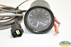 Greddy Electrical Exhaust Temperature Gauge Sensor Egt Temp