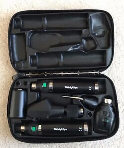 Welch Allyn 18320 sm Ophthalmoscope Retinoscope Illuminator 3 5v 2x Handles