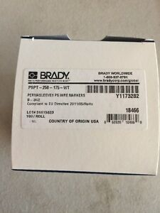 Brady Pspt 250 175 wt Tls 2200 And Tls Pc Link Permasleeve 0 439 Height 1 76
