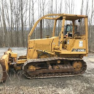 Caterpillar D3c Crawler Dozer