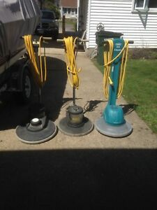 Used Floor Buffer Machines
