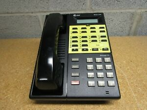 At lucent Partner Mls 12d 12 Button Display Phone Telephone Black