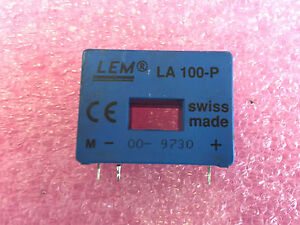 Lem La 100p 100a Current Transducer 100 Pieces