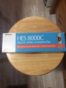 Hes 8000c 12 24d 630 Electric Strike Assa Abloy New Sealed Lock