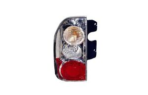 Replacement Depo 218 1937l As Left Tail Light For 04 05 Xl 7 04 05 Grand Vitara