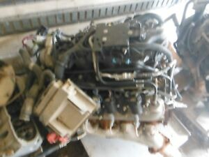 99 04 Gm 4 8 Vortec Ls Engine W Wiring Ecm Complete Takout For Swap No Core