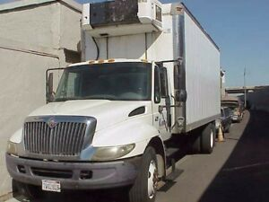 2006 Refrigerator Truck International 4300