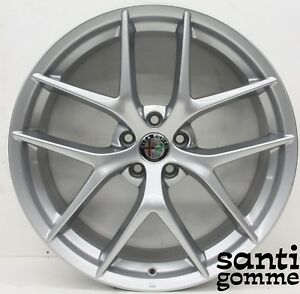 Alfa Romeo Stelvio Wheels 20 Original Rims 156117310