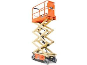 Jlg 1930es 19ft X 30in Electric Scissor Lift