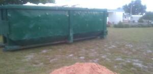 Roll Off Container Dumpster