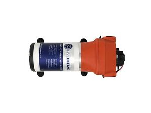 Quad Dc Water System Pump 4 5 Gpm Five Oceans Bc3608 1