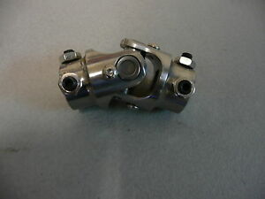 3 4 Dd To 1 Dd U Joint Universal Steering Joints Stainless Steel Polished