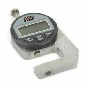 Electronic Digital Metal Thickness Gauge Gage