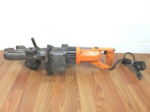 5 8 Electric Portable Rebar Cutter Bender Combo Dbc 16h Made In Japan