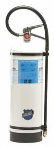 Fire Extinguisher Water Mist Deionized Water 2 1 2 Lb 2a c Ul Rating