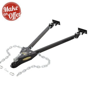 Smittybilt 87450 Tow Bar Kit For All Jeep W D Ring Brackets 5000 Lbs Rating