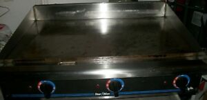 Star Max 36 Commercial 3 Phase Electric Flat Griddle Excellent Used Condition