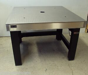 Tested Tmc Clean Top Optical Table Micro g Self Level Isolation Bench Laser Lab