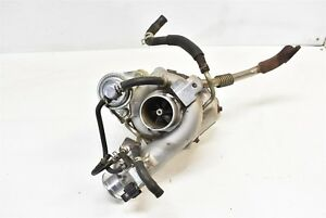 2006 2007 Mazdaspeed6 Turbo Charger Assembly 2 3l Turbo Mazda Speed6 Ms6 06 07