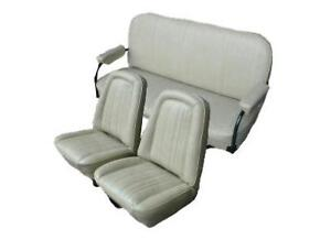 Chevy Blazer Houndstooth Seat Upholstery For Buckets And Rear 1969 1972