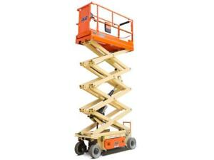 Jlg 2632es 26ft X 32in Electric Scissor Lift