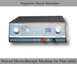 New Electrical Stimulation Massage Tens Machine Muscle Therapy Pain Relief Is2