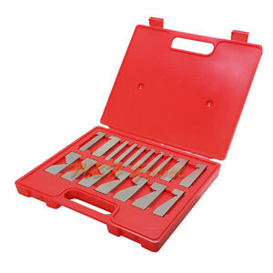 17 Pc Angle Block Set 0 45 Degree Gage Gauge Blocks Machinist Toolmaker 0003