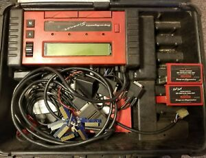 Snap On Scanner Mt2500 With Cartrdiges And Case