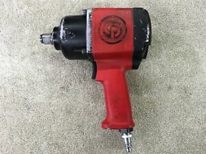 Chicago Pneumatic Cp7763 3 4 Inch Super Duty Air Impact Wrench