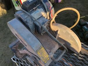 Felker Wet Tile Saw Heavy Duty Tile Saw W Metal Base