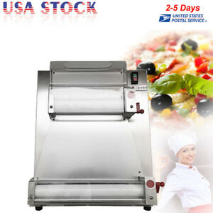 Pizza Making Machine Automatic Electric Pizza Dough Roller sheeter Usa Stock
