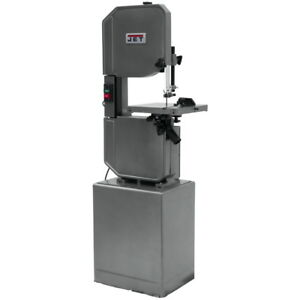 Jet 14 Metal wood Vertical Variable Speed Bandsaw J 8201vs Free Shipping