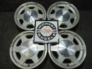 Silverado 1500 Sierra Tahoe 16 Factory Oe Aluminum Wheels Winter Set 6 Lug s
