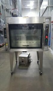 Hardt Blaze Gas 40 Chicken Capacity Rotisserie Ribs Beef Commercial Oven