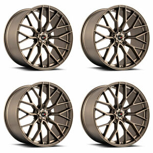 20 Savini Sv F2 Forged Concave Wheels Rims Fits Porsche 991 911 4 4s Turbo