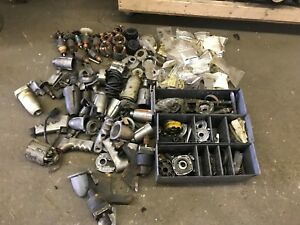 Huge Lot Ingersoll Rand Genuine Replacement Parts New An Used