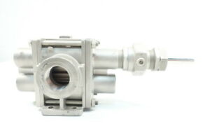 Pulsafeeder Eco Stainless Gear Pump 1 2in 1in Npt