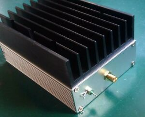 New 100khz 40mhz 47db 5w Ultra Wideband Linear Rf Power Amplifier