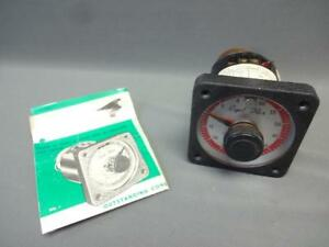 Vintage Eagle Danaher Industrial Controls Cycl flex Reset Timer Unused W Manual
