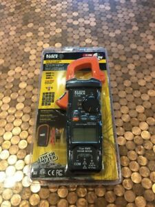 New Klein Tools Cl700 600a Ac Auto ranging Digital Clamp Meter