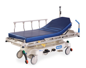 Hill rom P8005 Transport Stretcher 700 Lb Capacity Refurbished