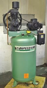 Speedaire 7 5hp Air Compressor