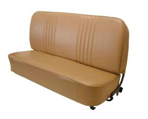 Chevy Pickup Truck Front Bench Seat Cover Upholstery With Pleats 1955 1959