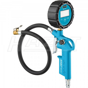 Hazet Tire Inflator With Pressure Gauge For Use With Compressed Air New