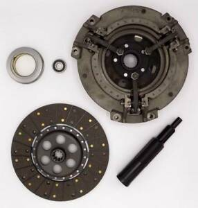 532319m91 Massey Ferguson 135 150 230 11 Dual Stage 2 Clutch Kit