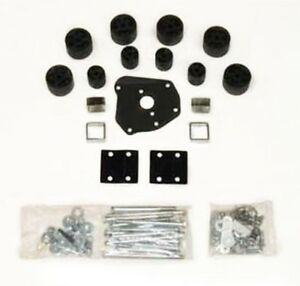 Daystar 3 Body Lift Kit blocks extension brackets 90 95 Toyota 4runner 4 Runner
