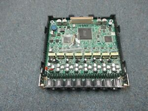 Panasonic Kx tda50 Hybrid Ip Pbx Kx tda5176 Plc8 8 Port Proprietary Line Card