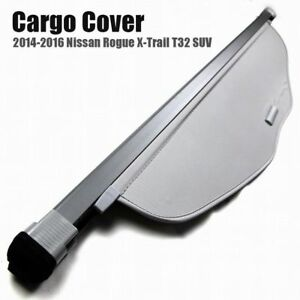 Us Trunk Shade Cargo Cover For Nissan Rogue Sv X trail T32 2014 2015 2016 New