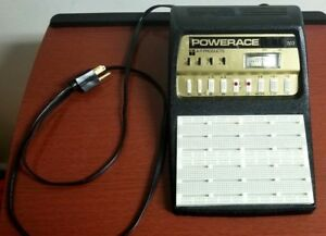 Ap Products Powerace 103 Electrical Breadboard Controller Tester W Power Supply
